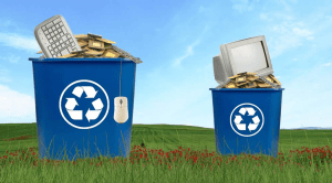 How to Recycle Your Businesses e-waste